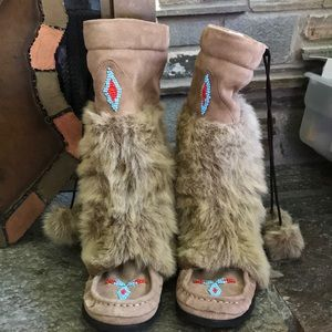 Shoes - Eskimmo Boots